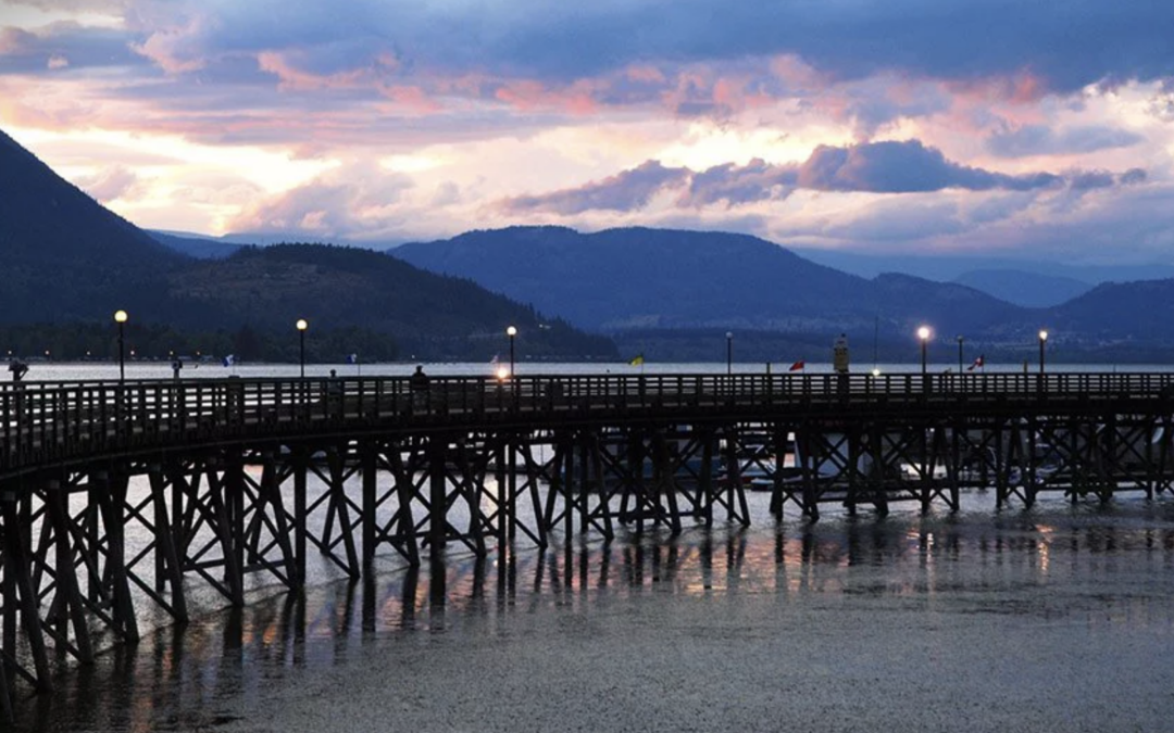 Salmon Arm Is #4 for Best Cities in BC to Raise A Family